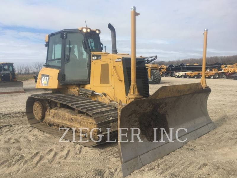 CATERPILLAR TRACK TYPE TRACTORS D6K2LGPA equipment  photo 1