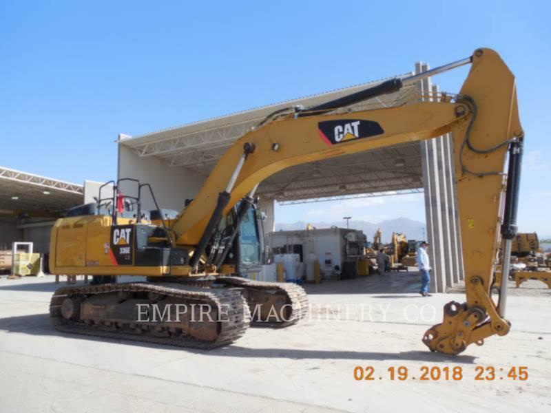 Caterpillar EXCAVATOARE PE ŞENILE 336ELH equipment  photo 1