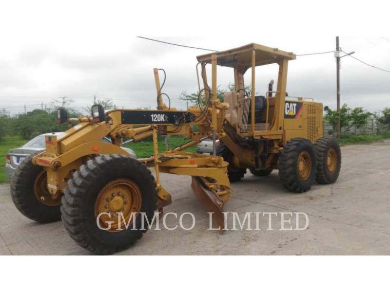 CATERPILLAR MOTOR GRADERS 120K2 equipment  photo 19