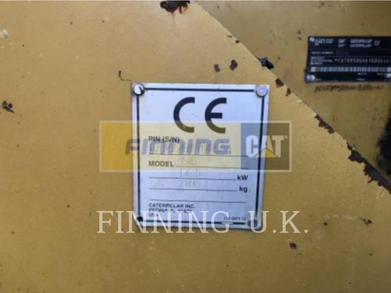 CATERPILLAR ホイール・ローダ/インテグレーテッド・ツールキャリヤ 950G II CC equipment  photo 8
