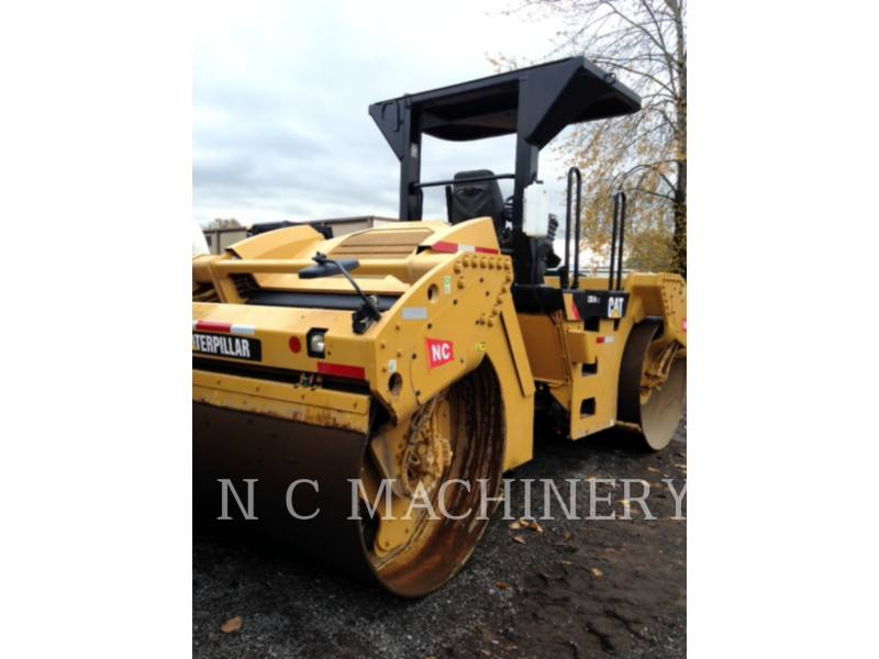 CATERPILLAR ASPHALT PAVERS CB54 equipment  photo 2