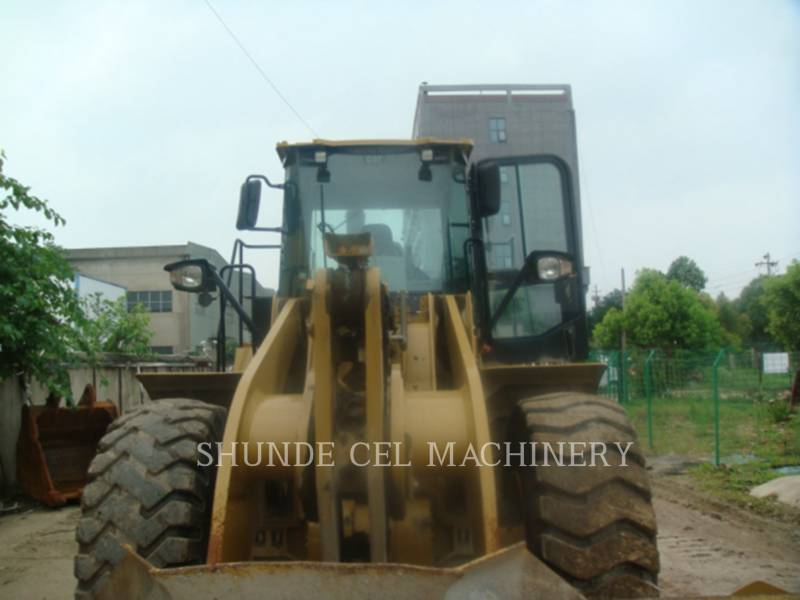 CATERPILLAR CHARGEURS SUR PNEUS MINES 950 GC equipment  photo 15