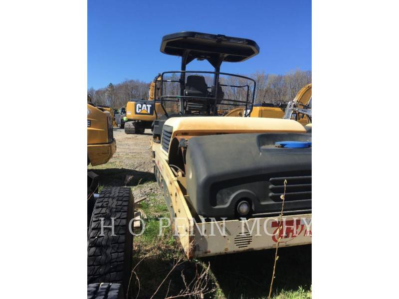 INGERSOLL-RAND ASPHALT PAVERS DD138H equipment  photo 2