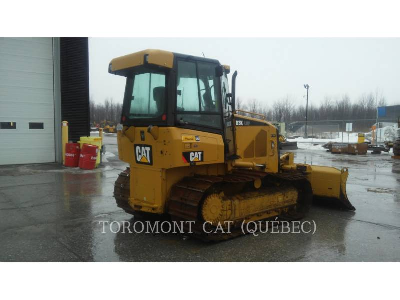 CATERPILLAR TRACTEURS SUR CHAINES D3K LGP equipment  photo 3