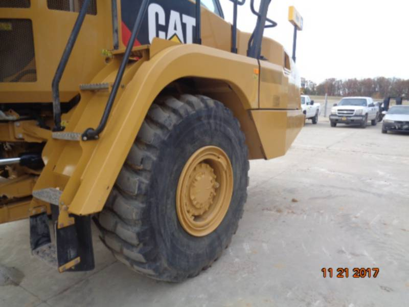 CATERPILLAR TOMBEREAUX ARTICULÉS 730C equipment  photo 9