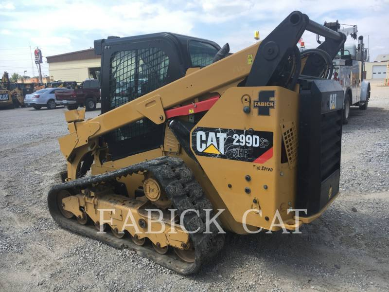 CATERPILLAR 多地形装载机 299D2XHP equipment  photo 3