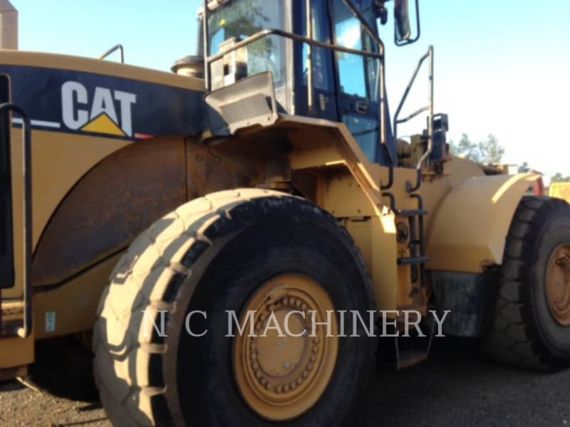 CATERPILLAR RADLADER/INDUSTRIE-RADLADER 980G equipment  photo 5