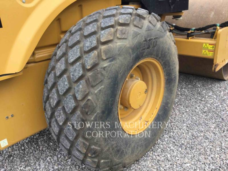 CATERPILLAR COMPACTEUR VIBRANT, MONOCYLINDRE LISSE CS56B equipment  photo 7