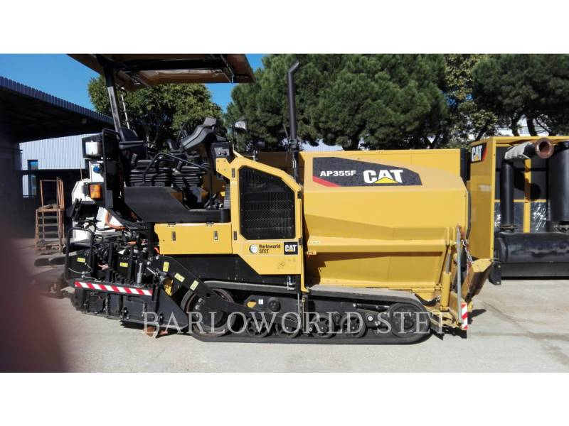 CATERPILLAR ASPHALT PAVERS AP355F equipment  photo 8