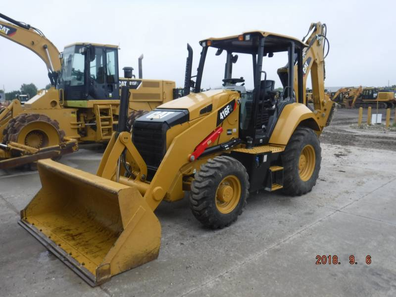 Caterpillar BULDOEXCAVATOARE 416F2ST equipment  photo 1