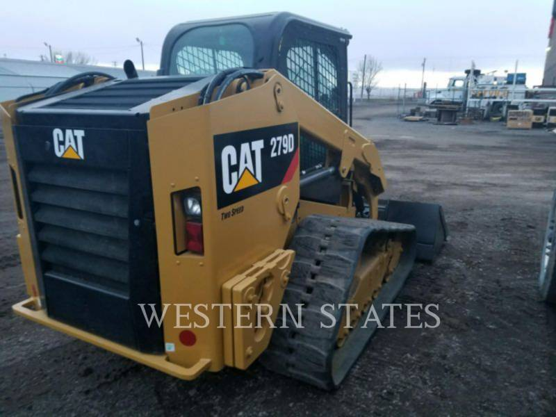 CATERPILLAR UNIWERSALNE ŁADOWARKI 279 D equipment  photo 3