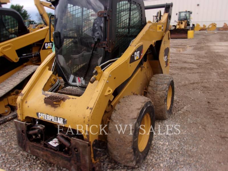 CATERPILLAR MINICARGADORAS 262C equipment  photo 7