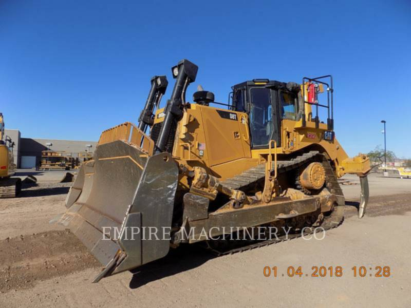 CATERPILLAR KETTENDOZER D8T ST equipment  photo 4