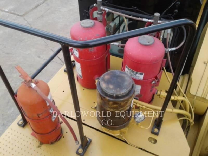 CATERPILLAR 鉱業用ショベル/油圧ショベル 390F equipment  photo 10
