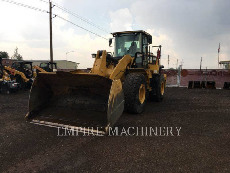 CATERPILLAR PALE GOMMATE/PALE GOMMATE MULTIUSO 950M equipment  photo 1