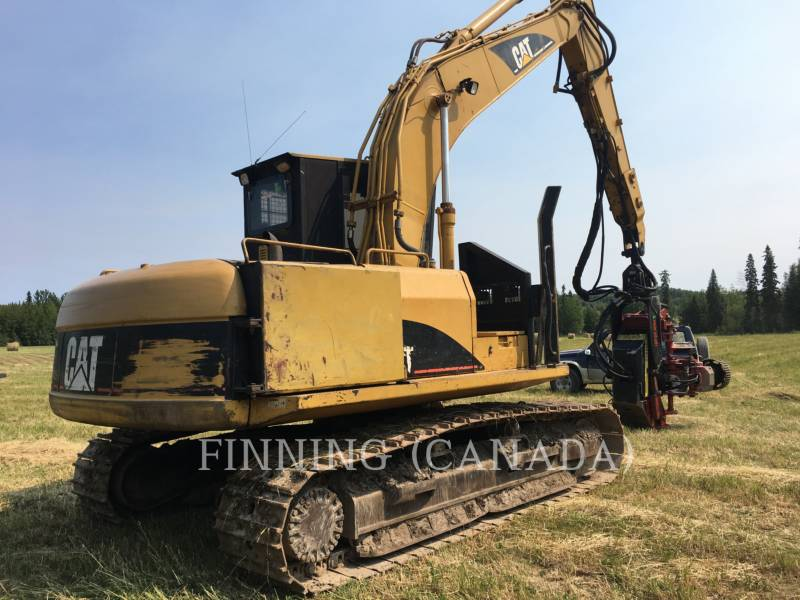 CATERPILLAR Industrie forestière - Cisaille 320CFMST equipment  photo 2