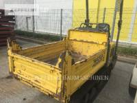 Equipment photo WACKER CORPORATION TD15 非公路用卡车 1