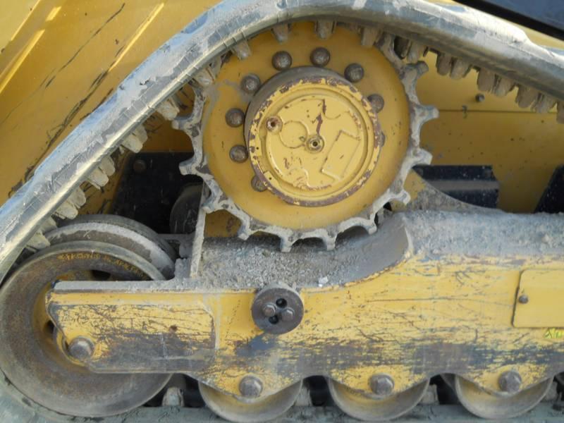 CATERPILLAR MULTI TERRAIN LOADERS 289D equipment  photo 14