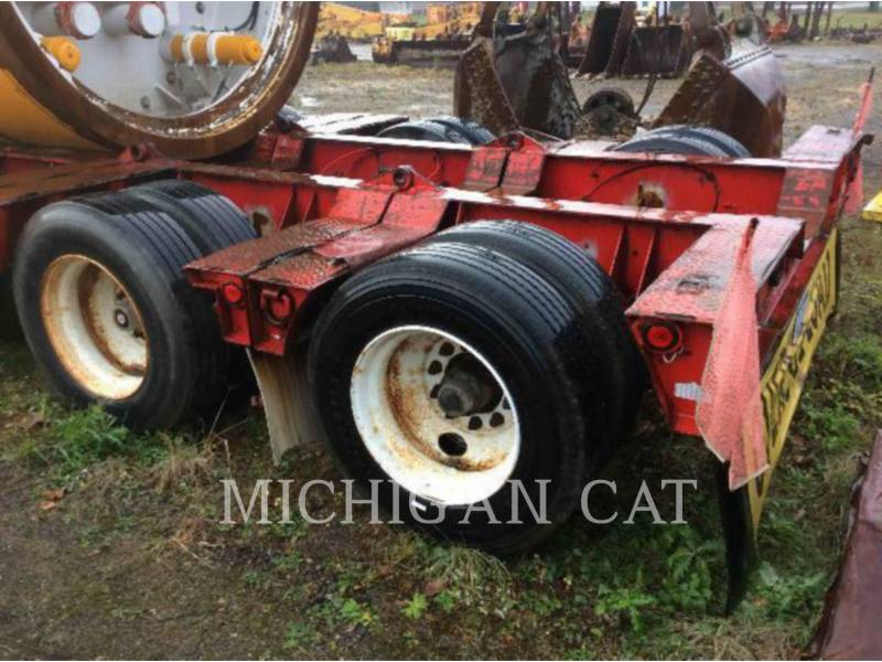 TALBERT TRAILERS 75 TON equipment  photo 8