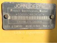 JOHN DEERE TRATORES DE ESTEIRAS 650G equipment  photo 7