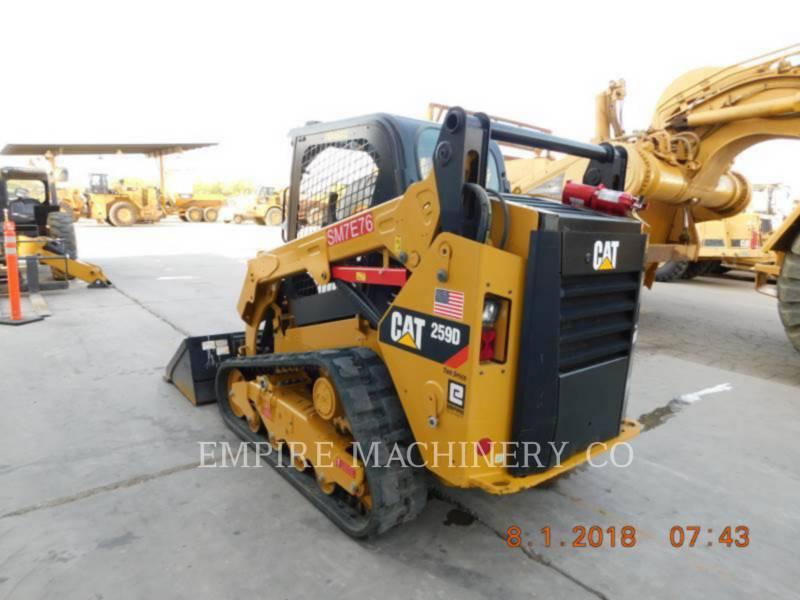 CATERPILLAR 多地形装载机 259D equipment  photo 3