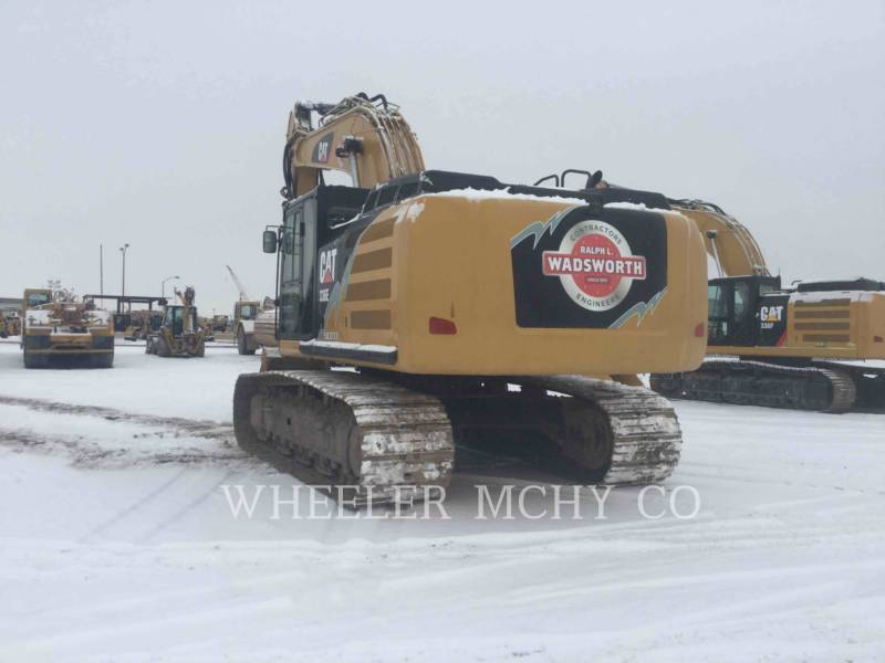CATERPILLAR TRACK EXCAVATORS 336E L CFM equipment  photo 6