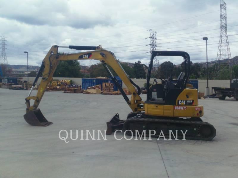 CATERPILLAR トラック油圧ショベル 305.5ECR equipment  photo 8