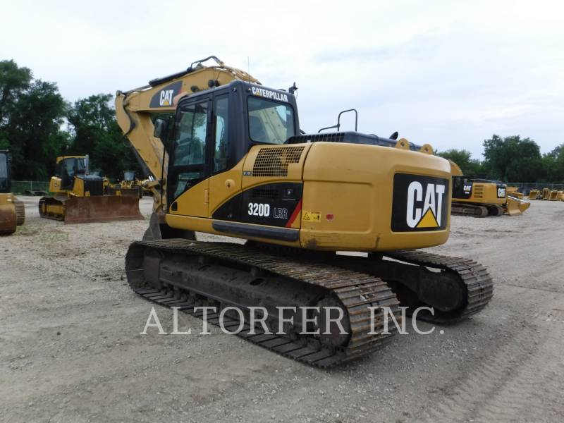 CATERPILLAR TRACK EXCAVATORS 320DL RR equipment  photo 6