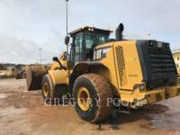 CATERPILLAR PÁ-CARREGADEIRAS DE RODAS/ PORTA-FERRAMENTAS INTEGRADO 966M equipment  photo 7