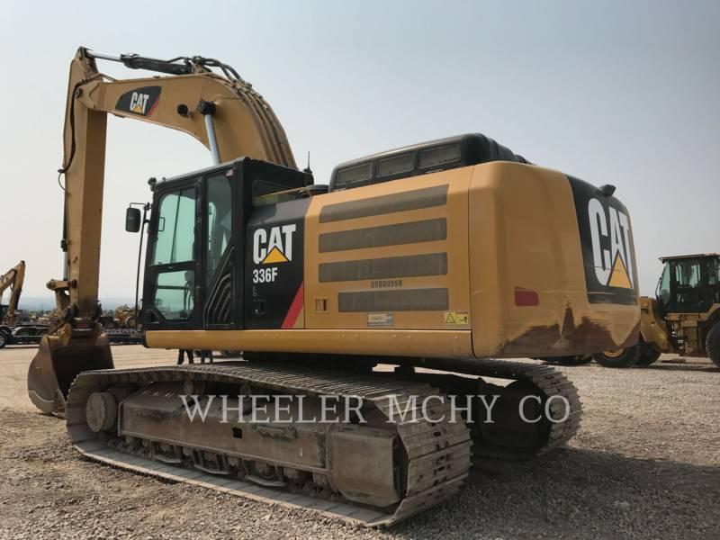 CATERPILLAR トラック油圧ショベル 336F L equipment  photo 1