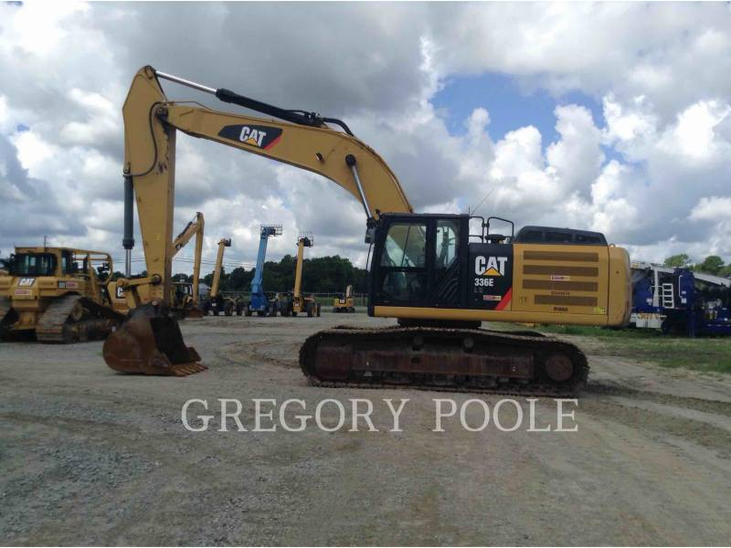 CATERPILLAR EXCAVADORAS DE CADENAS 336EL H equipment  photo 8