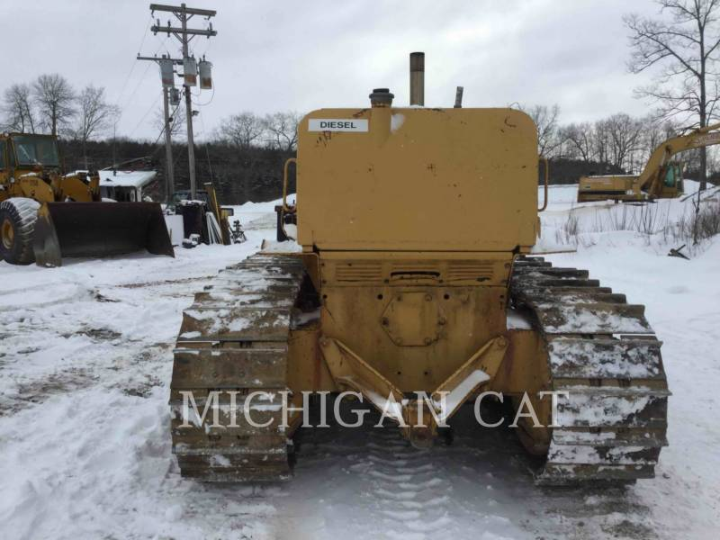 CATERPILLAR KETTENDOZER D6C equipment  photo 14