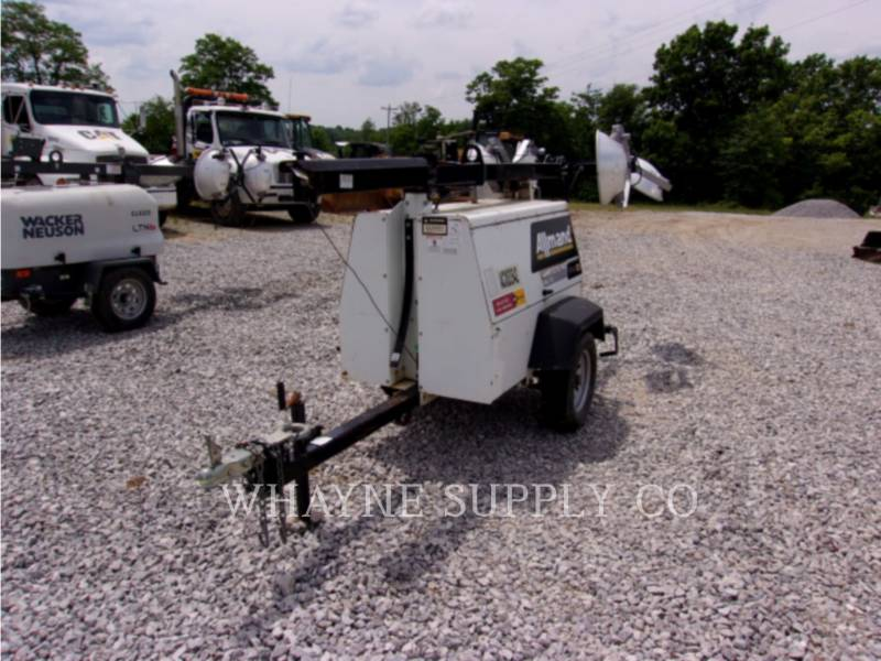 ALLMAND LIGHT TOWER LITE-NL7.5 equipment  photo 3