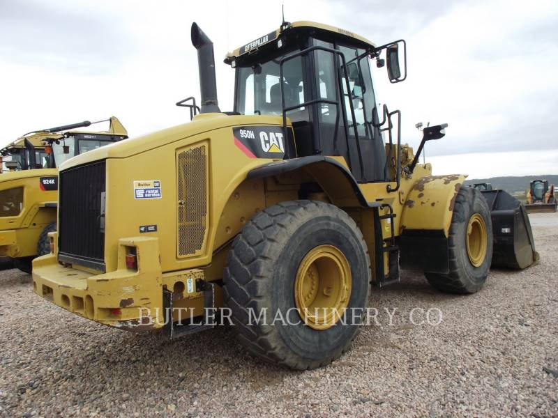 CATERPILLAR WHEEL LOADERS/INTEGRATED TOOLCARRIERS 950HFUSION equipment  photo 3