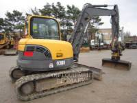 VOLVO CONSTRUCTION EQUIPMENT TRACK EXCAVATORS ECR88 equipment  photo 5
