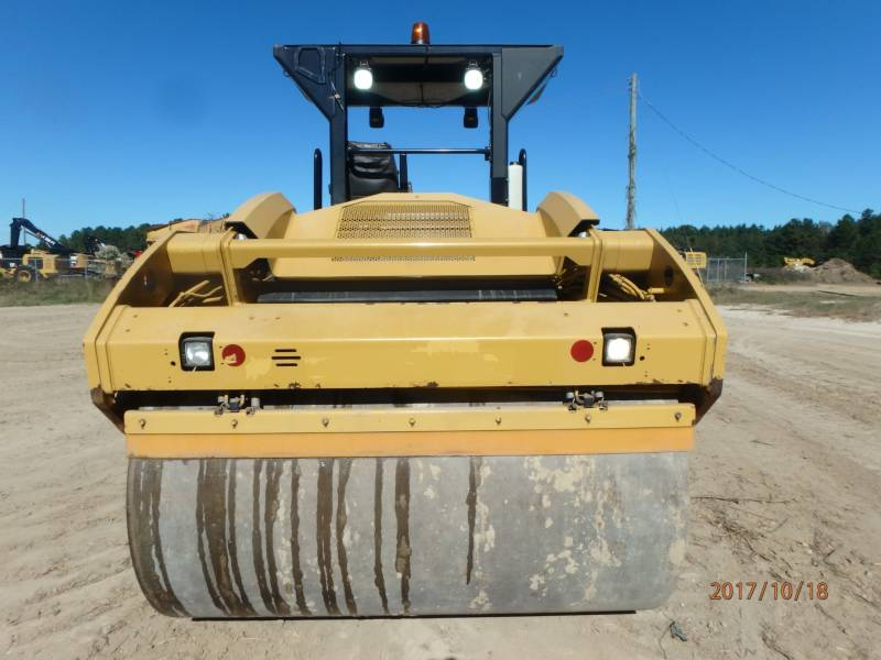 CATERPILLAR COMPACTEURS TANDEMS VIBRANTS CB54 equipment  photo 3