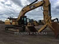 Equipment photo Caterpillar 336FL EXCAVATOARE PE ŞENILE 1