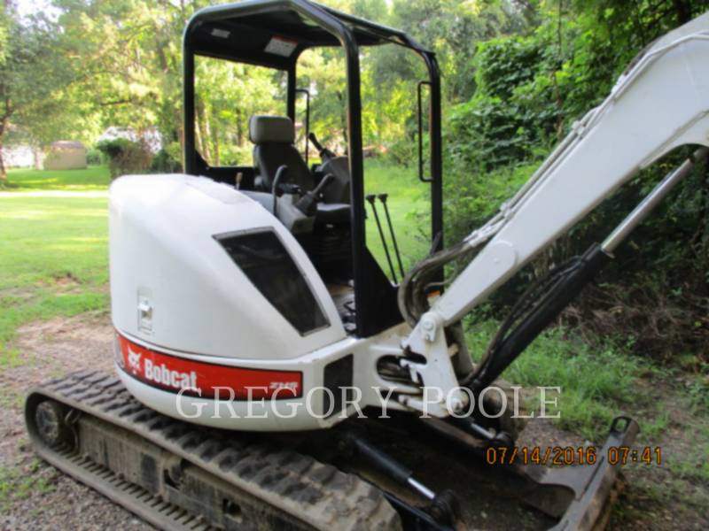 BOBCAT TRACK EXCAVATORS 430 BOB equipment  photo 2