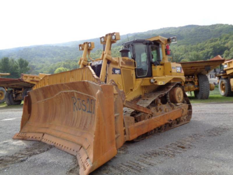 CATERPILLAR TRATORES DE ESTEIRAS D9T equipment  photo 1