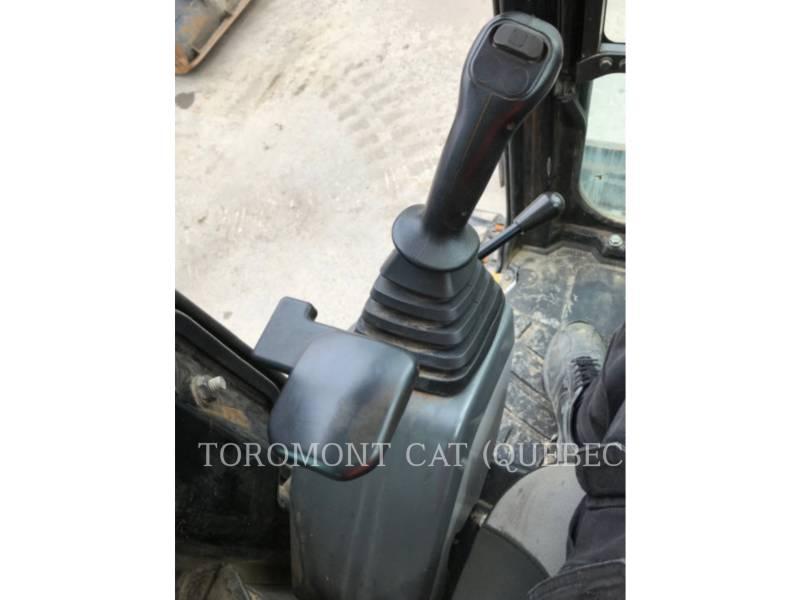 CATERPILLAR PELLES SUR CHAINES 304D CR equipment  photo 21