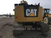CATERPILLAR TRACK EXCAVATORS 320E LRRTH equipment  photo 5