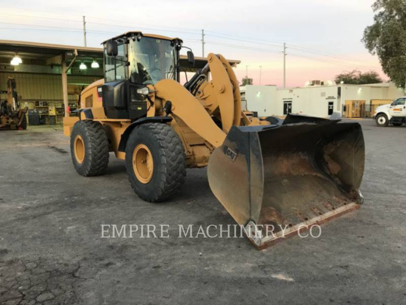 CATERPILLAR CARGADORES DE RUEDAS 938K FC equipment  photo 1