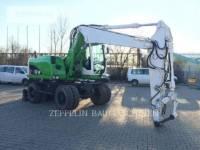 CATERPILLAR PELLES SUR PNEUS M313D equipment  photo 4