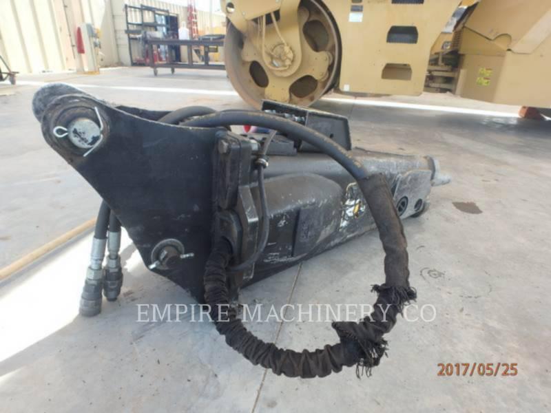 CATERPILLAR WT - MARTEAUX HYDRAULIQUES H75ES equipment  photo 1