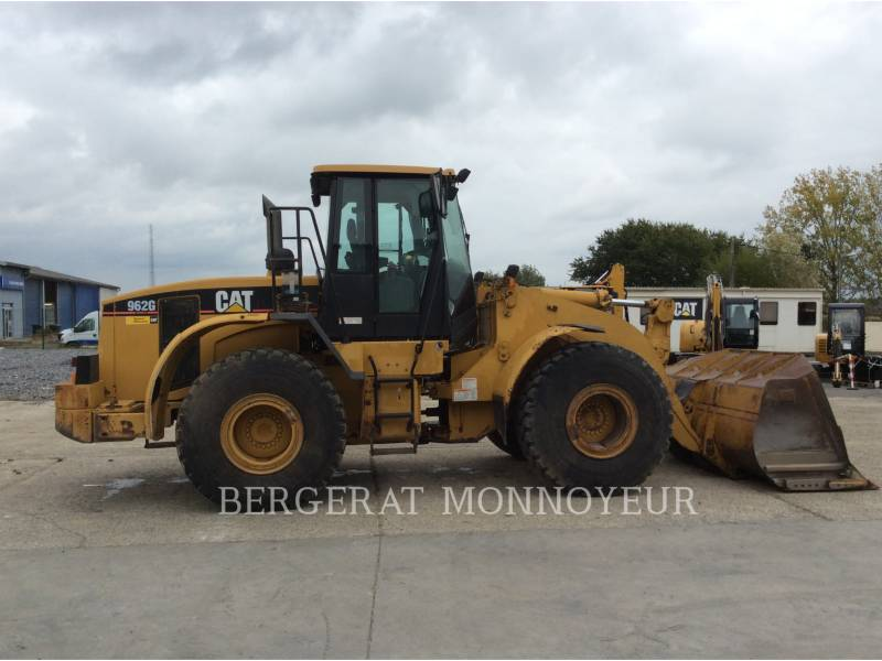 CATERPILLAR CARGADORES DE RUEDAS 962G II equipment  photo 2