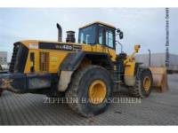 KOMATSU LTD. WHEEL LOADERS/INTEGRATED TOOLCARRIERS WA480-5 equipment  photo 2