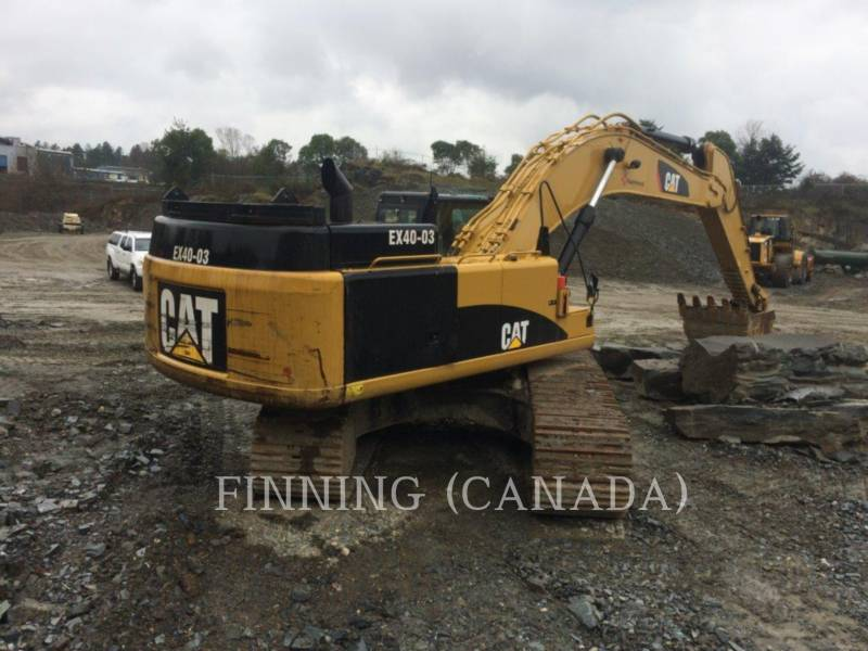 CATERPILLAR EXCAVADORAS DE CADENAS 345DL equipment  photo 3