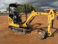 Equipment photo CATERPILLAR 301.7DCR ESCAVADEIRAS 1