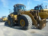 Equipment photo Caterpillar 980H ÎNCĂRCĂTOR MINIER PE ROŢI 1