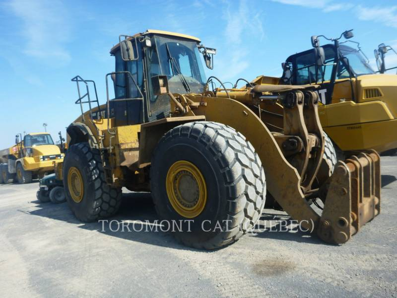 CATERPILLAR CARGADORES DE RUEDAS PARA MINERÍA 980H equipment  photo 1